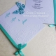 menu matrimonio farfalla tiffany
