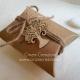 porta confetti matrimonio scatolina albero della vita legno