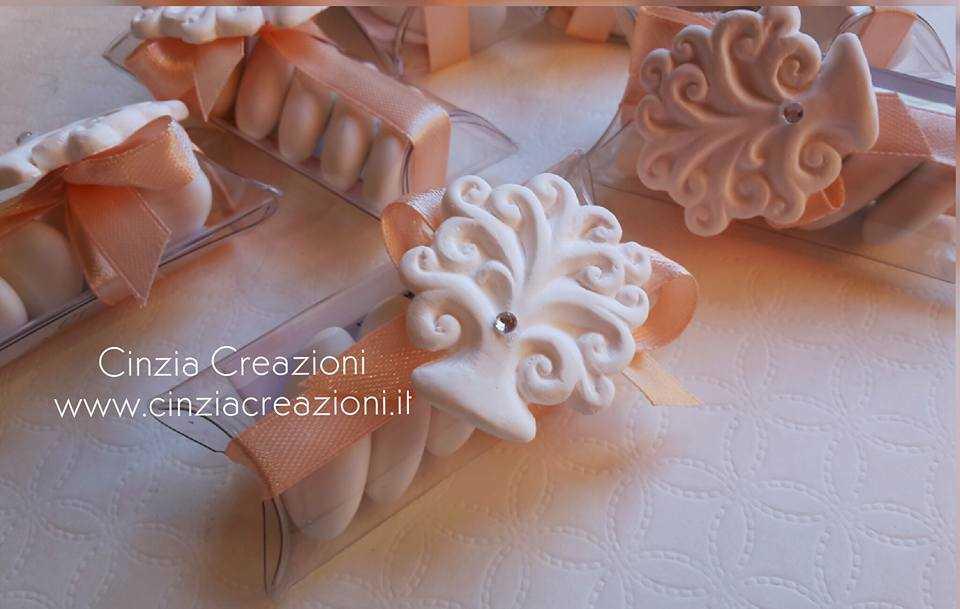 Confetti Segnaposto Matrimonio.Segnaposto Confetti Albero Sp002 Cinzia Creazioni