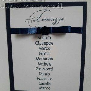 cartellino tableau rosellina