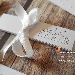 biglietto confetti parigi