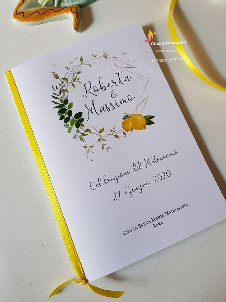 libretto messa limoni